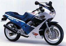 SUZUKI GSX-R250 SERVICE , Owner's  & Parts Manual CD