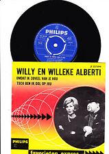 Willy En Willeke Alberti - Odmat Ik Zoveel Van Je Hou