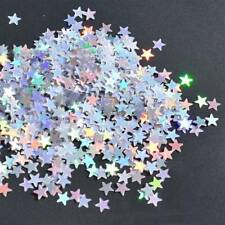 Wedding Sparkle Stars Confetti Party Table Scatter Decor Holiday Party Supply