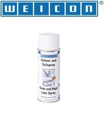 WEICON KETTEN-SEILSPRAY 400 ML 11500400