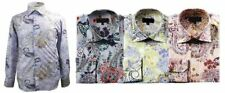 Men's Multi Color Paisley Print Shirt