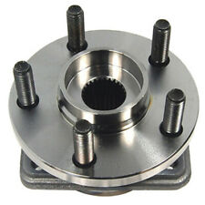 Axle Bearing and Hub Assembly-Premium Hubs Front Centric 400.63007