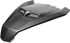Maier Vented Hood Scoop Can Am Commander 800 1000 11-12 BLACK