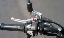 2015+ Honda CB300F CNC Billet Aluminum Mirror Riser Adapters Adaptors Extenders