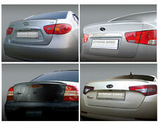 Rear Lip Spoiler PAINTED 1p For 06 07 08 09 10 Chevy Aveo 4d
