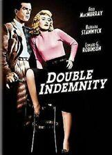 Double Indemnity- Universal Dvd-Region 1-Barbara Stanwyck-Fred MacMurray