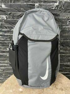 Nike Academy Team Backpack - Gray/ Black/ White (BA5501-065)