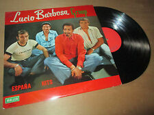 LUCIO BARBOSA GROUP espana hits LATIN SPANISH FOLK - MALLER Lp 1977