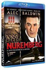 NUREMBERG (Alec Baldwin) Miniseries -  BLU RAY - Sealed Region B