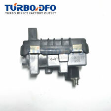 Turbo electronic actuator G-048 for Ford Transit VI 2.4TDCi 103Kw Puma 752610-2