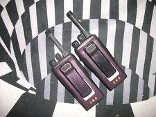 Motorola cp040 radios x 2