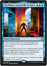 MTG Magic DOM - Karn's Temporal Sundering/Déchirure temporelle de..., French/VF