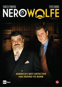 Nero Wolfe [New DVD] 4 Pack