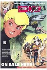 JONNY QUEST (COMIC) Movie POSTER 27x40