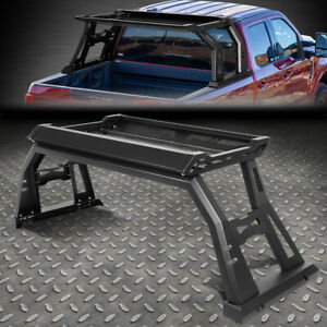 FOR 99-20 FORD F-250 F-350 SUPER DUTY OFFROAD TRUCK ROLL BAR W/CARRIER CARGO BOX