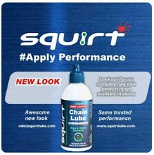 Squirt 120 ml long lasting dry bike chain lube - GFES 1006