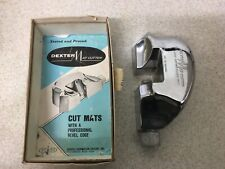 Dexter Mat Cutter - picture framing mat border cutting tool