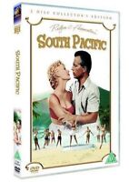 Sud Pacific 2 Disque Collectionneurs Editn Rossano Brazzi Mitzi Gaynor DVD Neuf