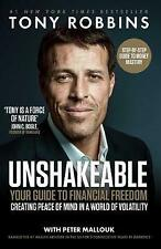 Unshakeable Tony Robbins Paperback New Book Free UK Delivery