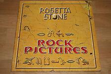 Rosetta Stone - Rock Pictures ( LP , Vinyl ) EMI / Private Stock 1C 064-60437
