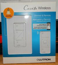LUTRON Caseta Wireless Smart Lighting Dimmer + Remote