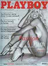 Playboy 2007/12 (Ohne Centerfold) Pamela Anderson