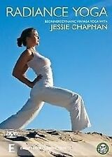 Radiance Yoga (DVD, 2004) Jessie Chapman - Beginners Dynamic Vinyasa Yoga- VGC