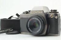 FEDEX 【EXC+5】CONTAX S2b 35mm SLR Film Camera w/ Tessar 45mm f2.8 AEJ From Japan