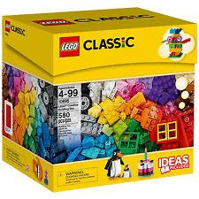 Lego® Classics Set 10695 Creative Building Brick Box Cube Beginner Ideas Sealed