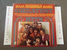 JULIUS WECHTER AND THE BAJA MARIMBA BAND GREATEST HITS LP SP 4248
