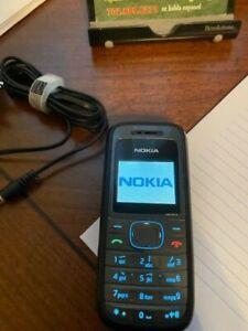 Original Nokia 1208 Dualband GSM 900 / 1800 Mobile phone