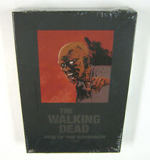 The Walking Dead Rise of The Governor Deluxe Ed Slipcase GN HC Book NEW & SEALED