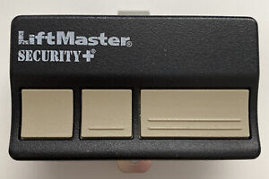 Liftmaster 973LM Security+ Garage Door Opener Remote With battery OEM Works