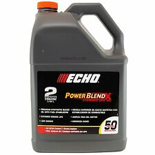 6450050 Echo One Gallon Bottles 2 Cycle Engine Oil Mix Extended Life Power Blend