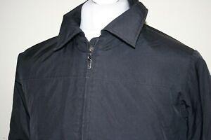 Patagonia Womens Dark Grey Fleece Lined Waterproof Jacket M Rare Outdoor Top