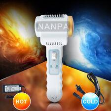 Handheld Hot Cold Hammer Skin Rejuvenation Facial Tighten Pore Minimal Device