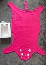 Baby Girl Shawl/Blanket Reversible  RRP £20