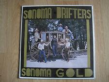 Sonoma Gold Sonoma Drifters Jerry McNutt (Sign) LeeRoy Jones  Vinyl © 1980 D&M