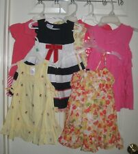 Gymboree Polo baby Gap lot 7 dresses 18 18-24 mos dress play church 18/24