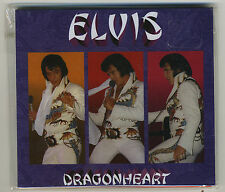 Elvis Presley: Dragon Heart - Rare OOP 2003 FTD Danish Import CD - Mint Sealed!!