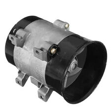 12V Three-phase Fan Inner Rotor DC Brushless Motor Turbo Metal Ducted Blower