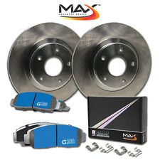 2008 Fit Jeep Grand Cherokee Non SRT-8 OE Replacement Rotors M1 Ceramic Pads F