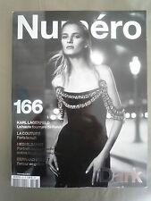 Magazine Numéro 166 Septembre 2015 Karl Lagerfeld Heidi Slimane French Magazine