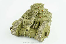 Armageddon Battle Tank Fully Armed - 28mm -35mm Tabletop Panzer Vehicle Boneshop