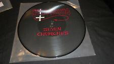 Possessed – Seven Churches 1996 PICTURE LP vinyl