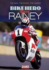 Wayne Rainey - Bike hero (New DVD) The man the races the legend Motorcycle Sport