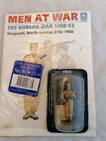 Del Prado men at war issue 86 The Korean War, 1950-53 - Sergeant, North Korea KP