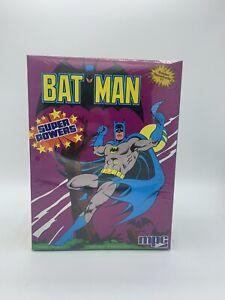 MPC Batman Super Powers Golden Opportunity Model Kit # 1-1702 1984 Sealed