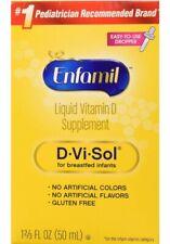 Enfamil D-Vi-Sol Vitamin D Supplement Drops for Infants - 50ml EXP 8/2021