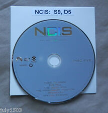 NEW Genuine NCIS Season 9 Disc 5 Replacement DVD, free shipping!